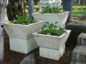 Concrete Pots Square CPS.0006