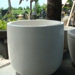 Round Terrazzo Pots RPT.0016