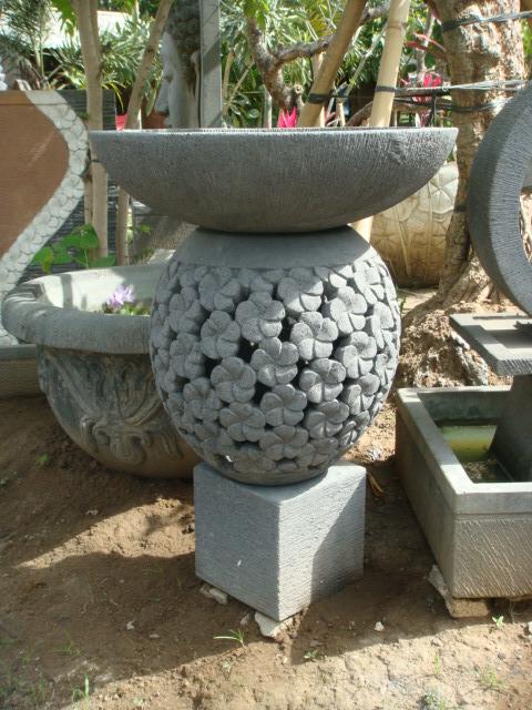 Concrete Garden Lamp RGL.0001