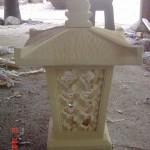 Sandstone Garden Lamp SGL.002