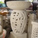 Sandstone Garden Lamp SGL. 038