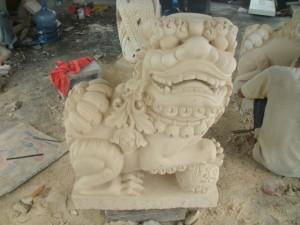 Sandstone Garden Statues SS.229