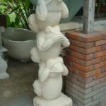 Sandstone Garden Statues SS. 230